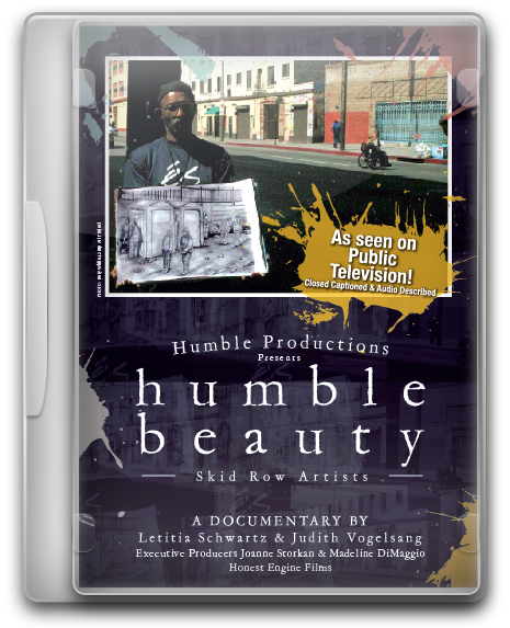 Humble Beauty DVD